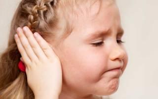 Попадание воды в уши