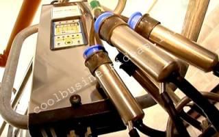 Оборудование для доения и содержания коров