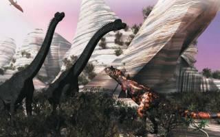 Травоядные (растительноядные) динозавры