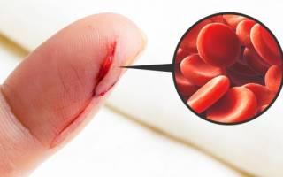 Густая кровь: причины и лечение
